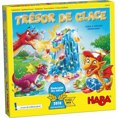 TRÉSOR DE GLACE