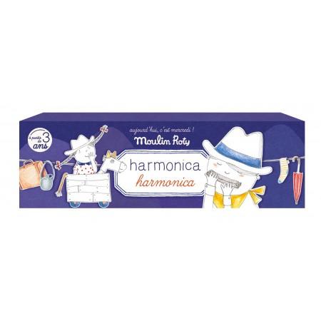 HARMONICA AUJOURD'HUI C'EST...