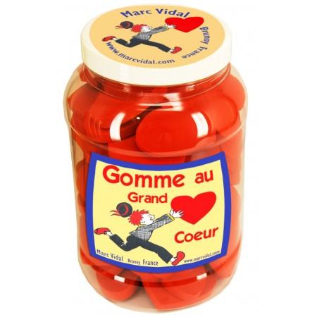 GOMME AU GRAND CŒUR