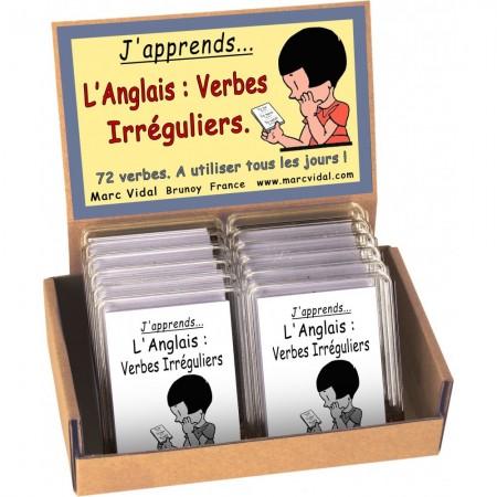 ANGLAIS VERBES IRRÉGULIERS