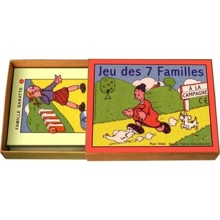 7 FAMILLES : A LA CAMPAGNE