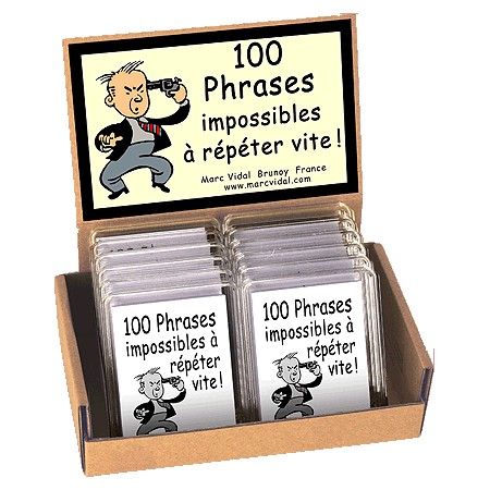 100 PHRASES IMPOSSIBLES À...