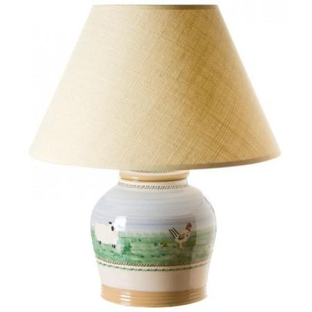 LAMPE 18CM
