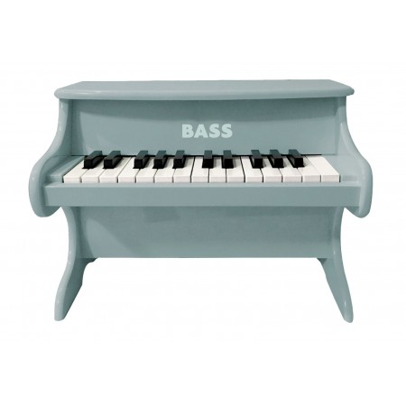 PIANO MÉCANIQUE VERT GRAND...