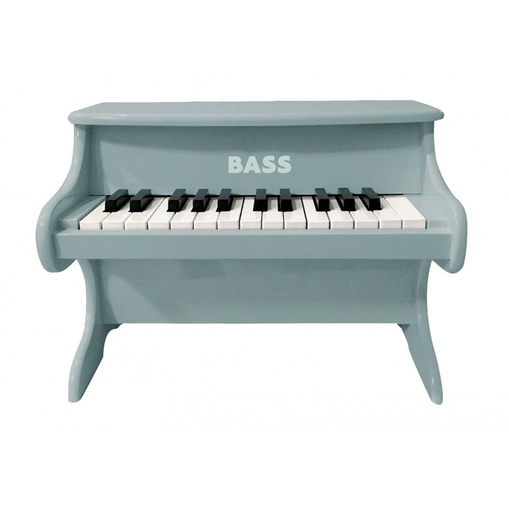 Piano Mecanique Vert Grand Modele 25 Notes Bass Et Bass