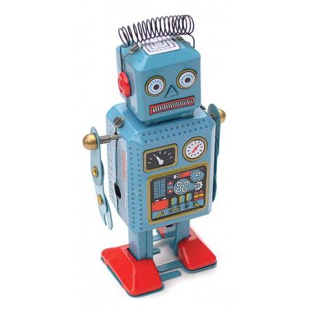 ROBOT 12 CM À CLÉ -