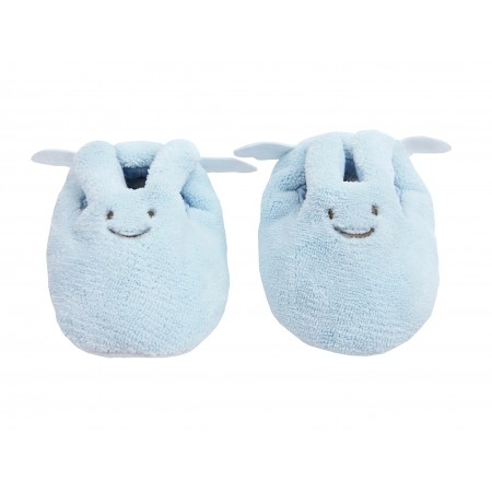 CHAUSSONS ANGE LAPIN CIEL...