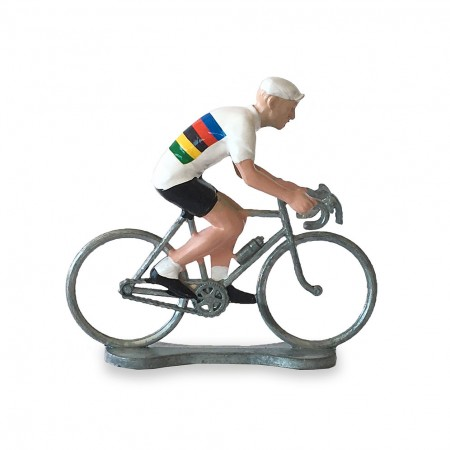 CYCLISTE MAILLOT CHAMPION...