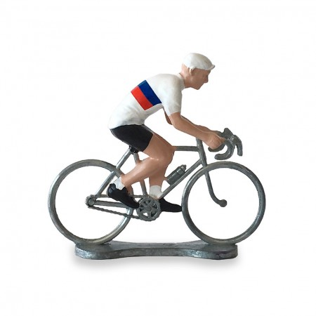 CYCLISTE MAILLOT RUSSIE
