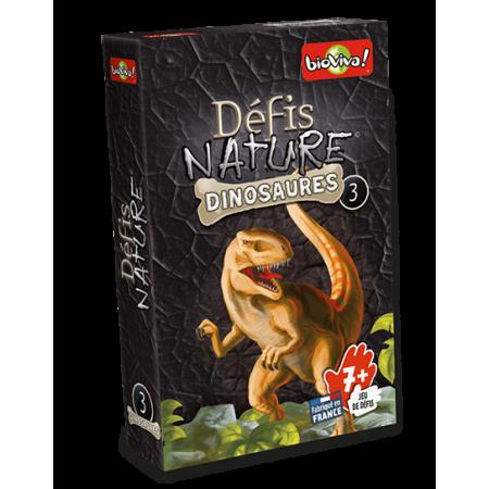 DÉFIS NATURE - DINOSAURES 3