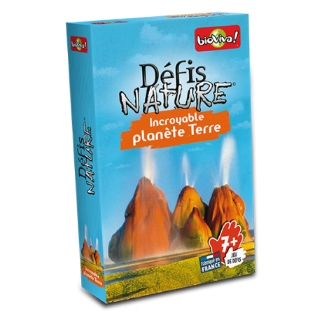 DÉFIS NATURE - INCROYABLE...