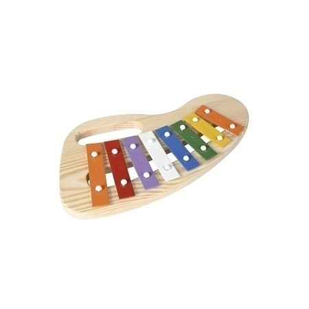 XYLOPHONE PALETTE 8 NOTES