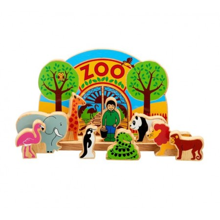PETIT ZOO (10 PIECES)