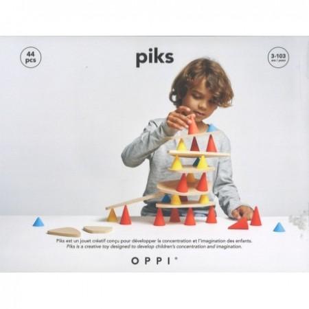 KIT DE PIKS 44 PIECES