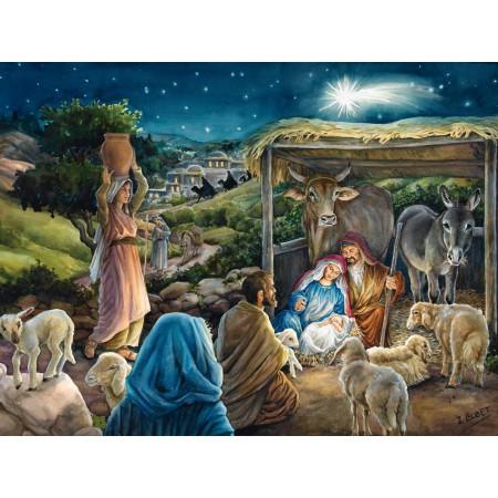 CALENDRIER DE L AVENT JESUS...