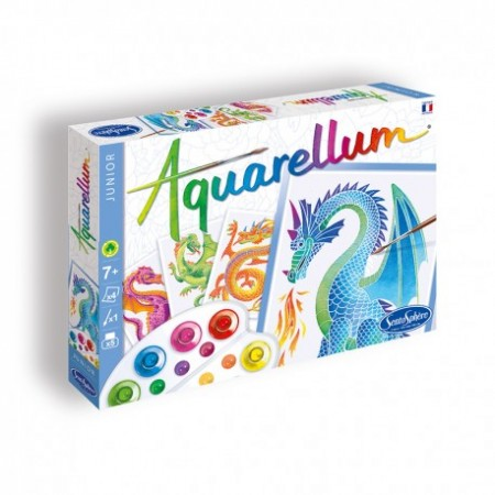 AQUARELLUM JUNIOR DRAGONS