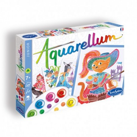 AQUARELLUM JUNIOR CONTES DE...