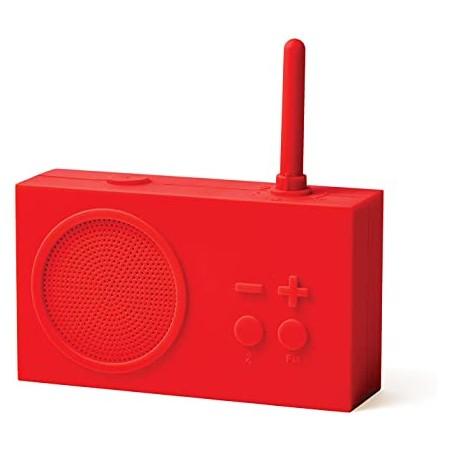 TYKHO 3 BT/FM -RED