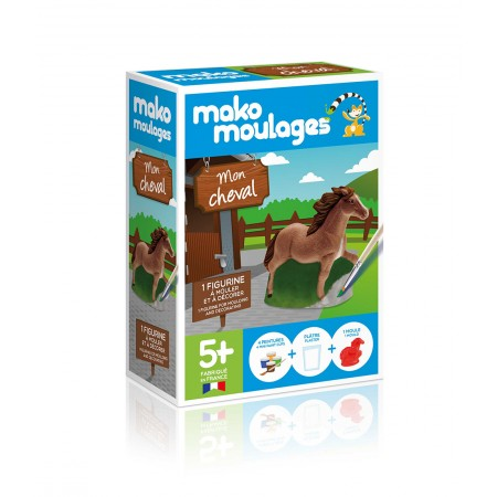 """MAKO MOULAGES """"MON CHEVAL""""..."""