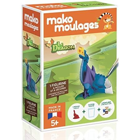 "MAKO MOULAGES ""MON DRAGON""..."