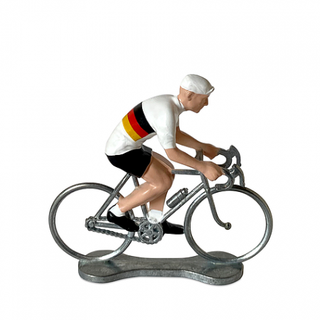 CYCLISTE MAILLOT ALLEMAGNE